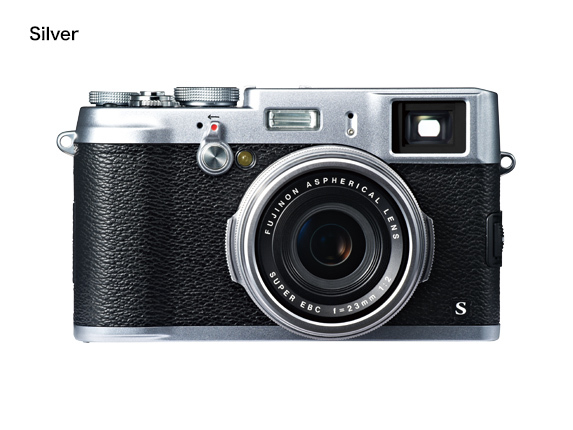 Fujifilm X100S review